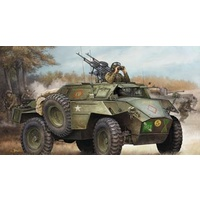 Bronco CB35016 1/35 Humber Scout Car Mk. I w/twin k-gun (D-day version) Plastic Model Kit