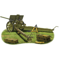 Bronco CB35045 1/35 Soviet 76.2mm M1936 (F22) Divisional Gun Plastic Model Kit