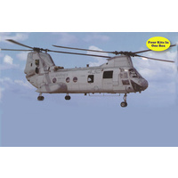 Bronco NB5031 1/350 USMC CH-46E 'Sea Knight' Plastic Model Kit