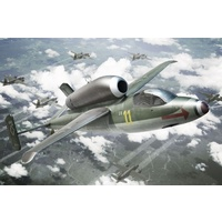 Brengun 1/144 Heinkel He-162A 72513 Plastic Model Kit