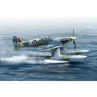 Brengun 1/72 Supermarine Spitfire Mk.Vb Floatplane with PE parts 72561 Plastic Model Kit