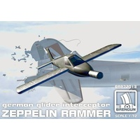 Brengun 1/72 Zeppelin rammer (2 kits) with photoetch parts Plastic Model Kit