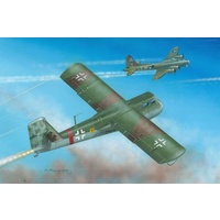 Brengun 1/72 Blohm-und-Voss BV-40 rocket glider interceptor Plastic Model Kit