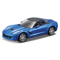 Bburago 1/64 2014 Corvette Stingray
