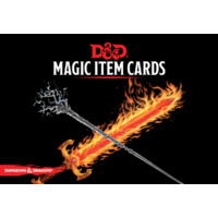 Dungeons & Dragons Spellbook Cards Magic Item Deck (294 cards)