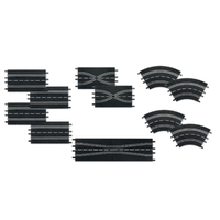 Carrera Evo/ Digital Extension Set 2 (12pcs) CAR-26956