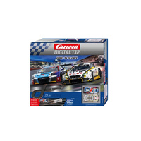 Carrera Digital 132 Grid 'n' Glory GT-3 Slot Car Set