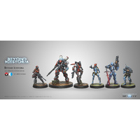 Corvus Belli Infinity - Beyond Ice Storm Expansion Pack