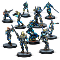 Corvus Belli Infinity - O-12 Action Pack
