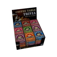 COFFEE TABLE TRIVIA