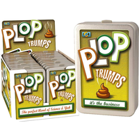 PLOP TRUMPS CARD GAME