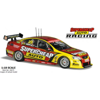 Classic Carlectables 1/18 2011 Holden VE Commodore Supercheap Ingall CLA-18475 Diecast Car