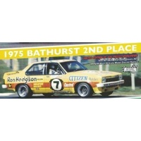 Classic Carlectables 1/18 Holden L34 Torana LIMITED PRODUCTION 1975 Bathurst 2nd Place Bob Morris / Frank Gardner Diecast Car