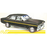 Classic Carlectables 1/18 Ford XY Fairmont Grand Sport Onyx Black