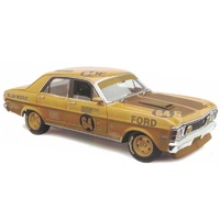 Classic Carlectables 1/18 Ford XW Falcon Phase II GT-HO 1970 Bathurst Winner 50th Anniversary Gold Livery – Commemorative Collection
