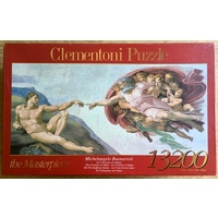Clementoni 13200pc Creation Of Man