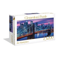 Clementoni 13200pc New York Puzzle 38009