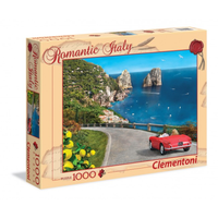 Clementoni 1000pc Romantic Italy puzzle