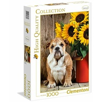 Clementoni 1000pce The Bulldog 39365