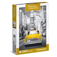 Clementoni 1000pc New York Taxi 39398