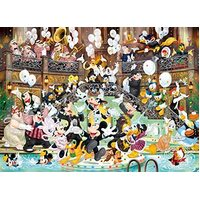 Clementoni 1000pc Disney Puzzle Mickeys 90th Jigsaw Puzzle