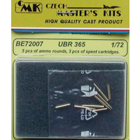 CMK 1/72 Ammo Ubr 365 For T34/85 Su-85 CMK-BE72007