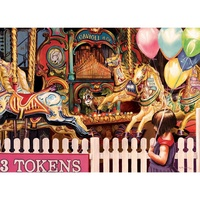 COBBLE HILL THREE TOKENS REQUIRED 1000pc