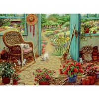 COBBLE HILL THE POTTING SHED 1000pc