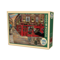 Cobble Hill 1000pc The Temple Bar