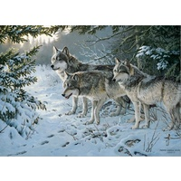 Cobble Hill 1000pc Wolf Trail