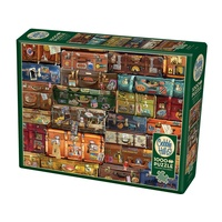 Cobble Hill 1000pc Luggage Jigsaw Puzzle