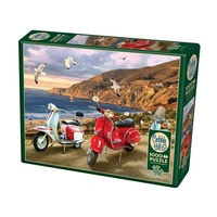Cobble Hill 1000pc Scooters Jigsaw Puzzle