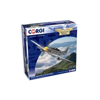 Corgi 1/72 North American Mustang F51-D, 'Was that Too Fast?', 18th Fighter Bomber Group USAF, South Korea 1951