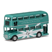 Corgi 70th Anniversary Of Hm Queen Elizabeth II & Hrh Prince Philip, Duke Of Edinburgh - Routemaster