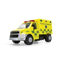 Corgi Chunkies Emergency Ambulance Truck U.K.