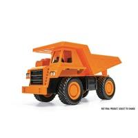 Corgi Chunkies Dump Truck (Orange)