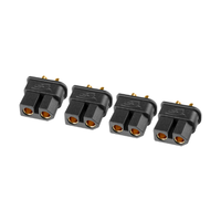 Team Corally TC Pro Connector 3.5mm Male (4) COR-50182