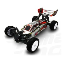 Carisma 4XS 1/10 4WD Competition Electric Buggy Kit with AKA rims included