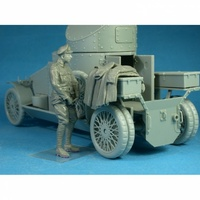 CSM 1/35 British RNAS Armoured Car Division Petty Officer