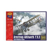 CSM 1/48 Armstrong-Whitworth F.K.8 Early Plastic Model Kit