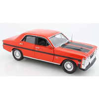 Oz Legends 1/32 XW GTHO Ford Brambles Red - CT32377BR Diecast Car