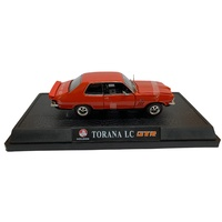Oz Legends 1/32 Torana LC GTR XU-1 Tangerine - CT32842T Diecast Car