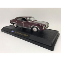 Oz Legends 1/32 Mulberry XB GT Ford Falcon Sedan  - CT32849B Diecast Car
