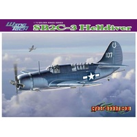 Cyber Hobby 1/72 SBS2C-3 Helldiver