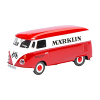 Schuco 1/18 VW Kaefer Motorhome Red/ White 011200