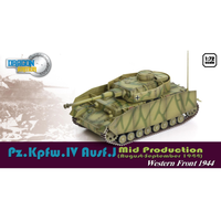 Dragon 1/72 Pz.Kpfw.IV.Ausf.J MID Production DA 60657