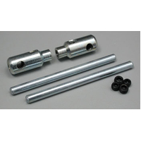 Dubro E/Z Adjust Axle 2In X 5/ 32In