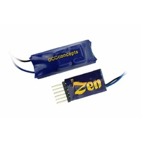 DCCconcepts Zen 6 Pin Direct 2 Function