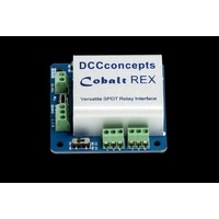 DCC Concepts Cobalt Relay Extension Board