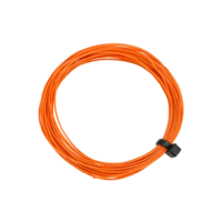 DCCconcepts Decoder Wire Stranded 6M (32g) Orange